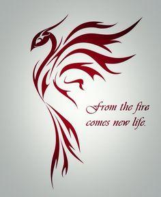 Phoenix Tattoo Idee – # Source by Sitedetailleplus 🔥 Tattoos 🔥 auf … Phoenix Tattoo Feminine, Small Phoenix Tattoos, Phoenix Tattoo Design, Small Tattoos, Rising Phoenix Tattoo, Tribal Phoenix Tattoo, Simple Phoenix Tattoo, Pheonix Rising, Phoenix Back Tattoo