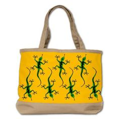 Green Salamanders Shoulder Bag $83.99