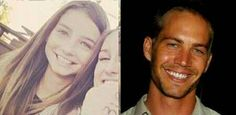 Meadow's beautiful and looks just like Paul