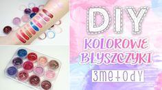DIY ❤  KOLOROWE BŁYSZCZYKI - 3 METODY  #błyszczyki #błyszczyk #lips #lipbalm #lipgloss #beauty #doityourself #diy #hacks #zaneta #zielinska #eyeshadows #makeup #pink #sweet #crayons #crayon #cieniedopowiek #zróbtosama #krokpokroku