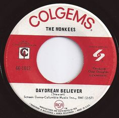 #1 on Billboard / Daydream Believer / Monkees