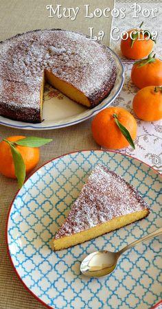 Tweet Esta es una receta que combina el sabor cítrico de la naranja con las almendras molidas. Si se acompaña de un poco...