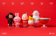 RED CLUB Collaboration on Behance Funko toys pops vinyl toys 3d Model Character, Game Character Design, Character Concept, 3d Figures, Vinyl Figures, Cute Illustration, Character Illustration, Powerpuff Girls Villains, Stop Motion