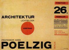 Thinking Herbert Bayer. Herbert Bayer, Modern Graphic Design, Retro Design, Graphic Design Illustration, Layout Design, Hans Poelzig, Professor, Typography Letters, Lettering