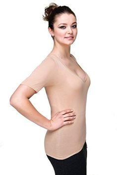 4869bd8b0c8 Covert Womens Invisible Undershirt M     Continue to the product at the  image link.