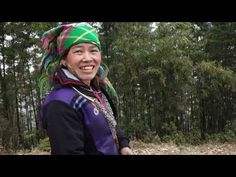 Hmong Woman Speaks Amazing English in SAPA Vietnam - YouTube