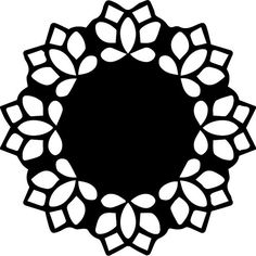 Floral Doily 2 | The Craft Chop svg free file cricut silhouette