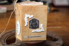 Mini albums for Cards Und Shopblog