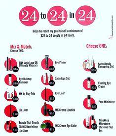 24 Challenge Flyer