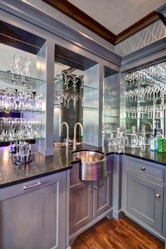 Custom+Home+Bars | Home Bars » Lecy Brothers Homes | For the Home ...