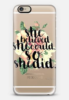 Check out my new @Casetify using Instagram & Facebook photos. Make yours and get $10 off: http://www.casetify.com/showcase/inspiration-crystal-clear-phone-case/r/3RT55E #iphone #case #casetify #transparent #crystal #clear #quote #inspiring #inspirational #flowers