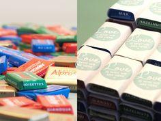 Individualisierte Geschenke aus Schokolade   Hochzeitsblog