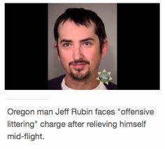 """PISS OFF! JetBlue Passenger Urinates On Others"" #passengershaming #crewlife #travel #wanderlust #aviation #sassystew"
