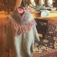 Get cozy with one of the many garment options from our studio/yarn shop Maine Yarn Shop, Getting Cozy, Maine, Wool, Studio, Handmade, Shopping, Fashion, Moda