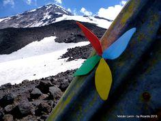 subiendo la montaña III #Patagonia2013 Lanín
