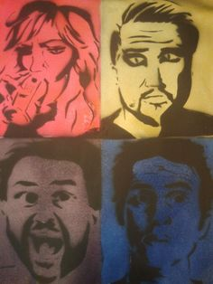 Always Sunny Poster by PaintingsThatPop on Etsy, $25.00