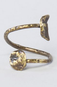 The Moon Ring in Brass by Species by the Thousands #winyourpin #misskl
