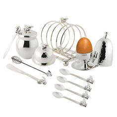 Buy Culinary Concepts Bee Tableware Online at johnlewis.com Breakfast set for bar nook display
