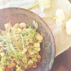 Waldorf salad ,Vegan!