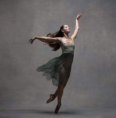 New York City Ballet dancer Unity Phelan, looking like a breath of fresh air. (Photo by NYC Dance Project) Ballet Art, City Ballet, Ballet Dancers, Ballerinas, Dance Photography Poses, Dance Poses, Ballet Pictures, Dance Pictures, New York Dance
