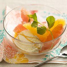 Ginger-Citrus Fruit Salad
