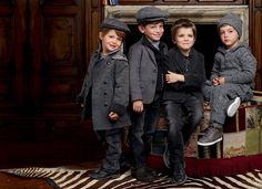 детская коллекция осень-зима 2012-2013 от Dolce & Gabbana