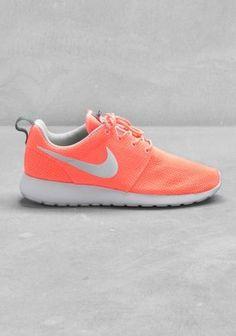 & Other Stories   Nike Roshe Rrun   Orange Neon