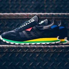 9778508c1252 Adidas racing prototype  MensSneakers  instagramthreads by menssneakers  Yellow Sneakers