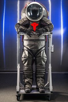 Tron movie inspires new #NASA spacesuit currently in development for Mars trip planned for the 2030s. #Space #Mars #astronauts #technology http://www.hightemperaturetextiles.com/blog/nasa-unveils-new-spacesuit-in-time-for-the-trip-to-mars/