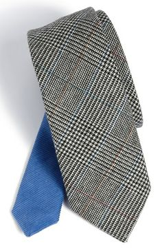 Armstrong & Wilson Woven Wool Tie available at #Nordstrom