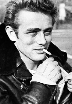 James Dean photographed by Phil Stern, 1955