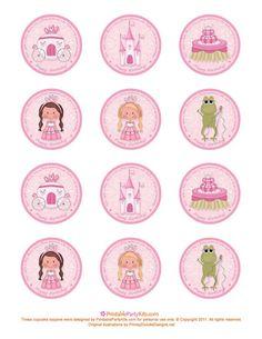 Imprimolandia: cupcakes