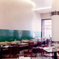 restaurant in london _ love the green