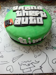 De taart zegt genoeg