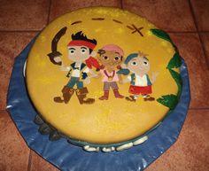 #Jake y los #piratas