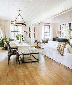 The Living & Dining Room: Cottage House Flip Reveal   Jenna Sue Design Blog