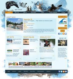 Cape Fear Native #Wilmington #website #outdoors #adventure #bluetonemedia