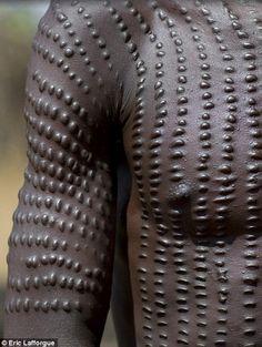 Africa | Toposa man. Ethiopia | ©Eric Lafforgue