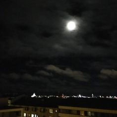 "10 Likes, 1 Comments - Jukka-Pekka Flander (@jpflander) on Instagram: ""#helsinki #moon"""