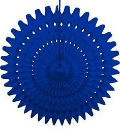 Dark Blue Honeycomb fans
