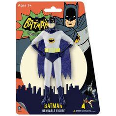Classic Batman Bendable Action Figure