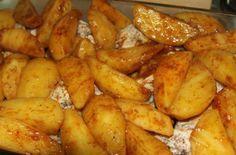 Запеченный картофель под соусом - пошаговый рецепт с фото на Повар.ру