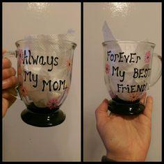 """Always my mom...forever my best friend'"