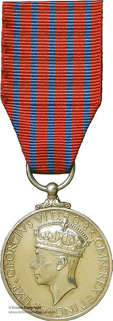George VI Medal by UK Ministry of Defence on Flickr