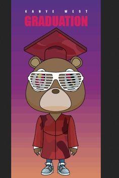 Graduation. Kanye west