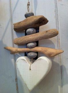 The Wooden Fish Company - Drift Wood Heart