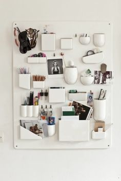 dorm storage - Not a bad idea! Handy for arts & crafts thingys