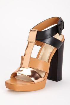 Elizabeth & James Sam Platform Sandal by Pump It Up on @HauteLook