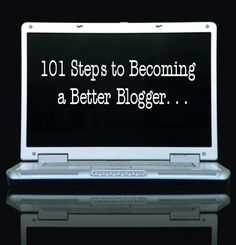I have noticed that the most successful bloggers online have all taken similar steps in becoming great bloggers. After lots of research and study, I can al