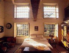 morning light #bedroom